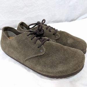 Birkenstock Maine Suede Shoes